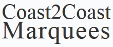 Logo for Coast2Coast Marquees