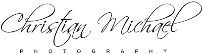 Logo for Christian Michael Photography