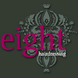 Logo for Eight Hairdressing