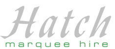 Logo Hatch Marquee Hire