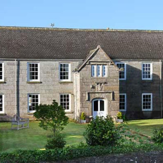 Photo of a wedding venue Beetham food have catered at; Lanyon Manor.