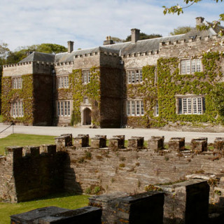 Photo of a wedding venue Beetham food have catered at; Prideaux House