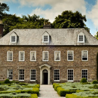 Photo of a wedding venue Beetham food have catered at; Trereife House
